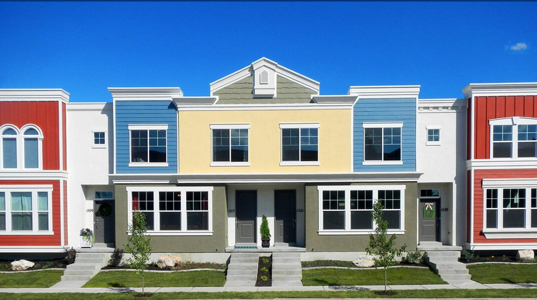 updwell homes townhouses