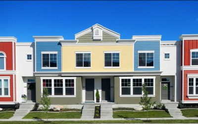 What to Look For When Buying Utah Townhomes