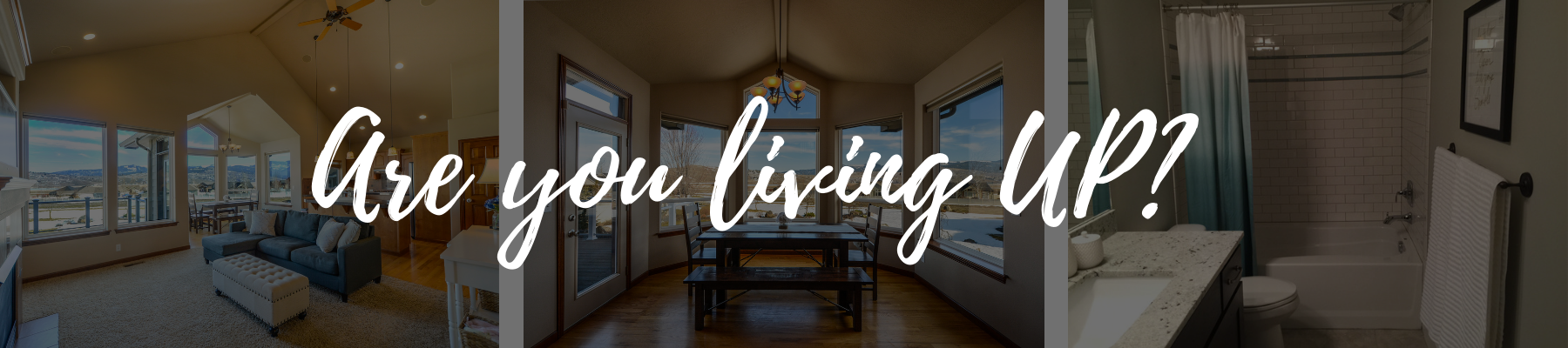 are you living up? Updwell Homes