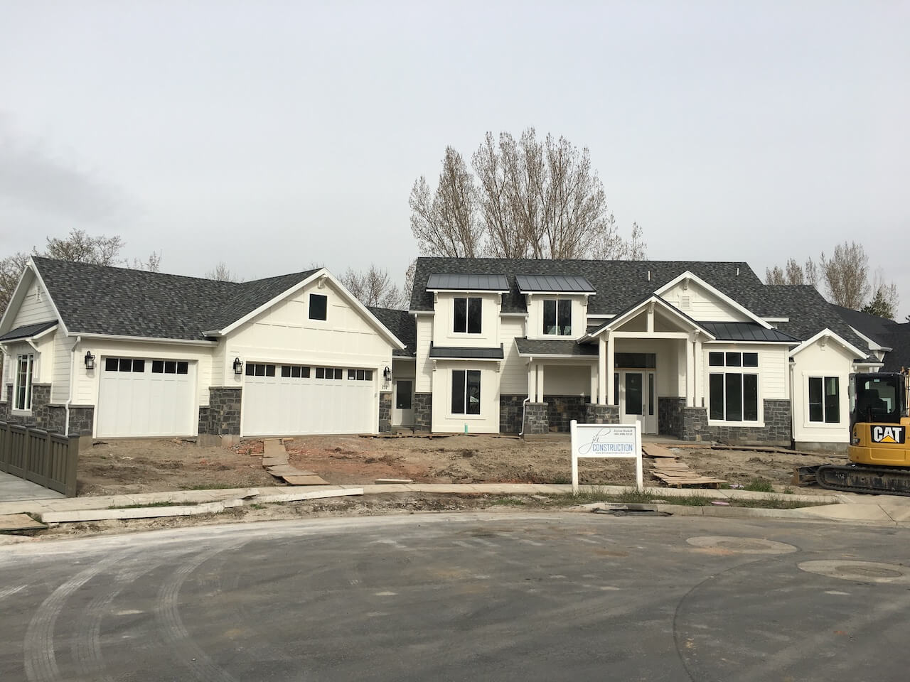 custom home builder in utah