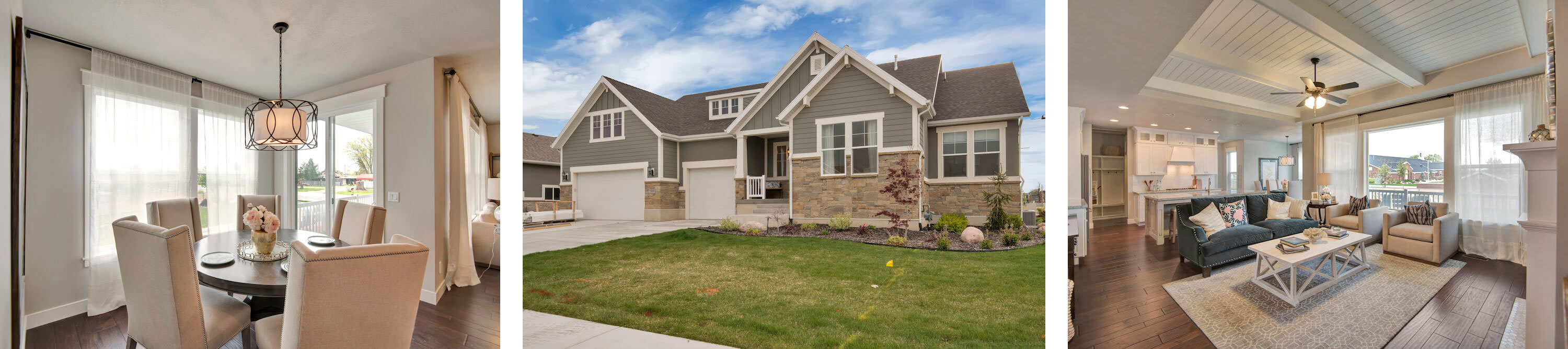 custom home builders utah