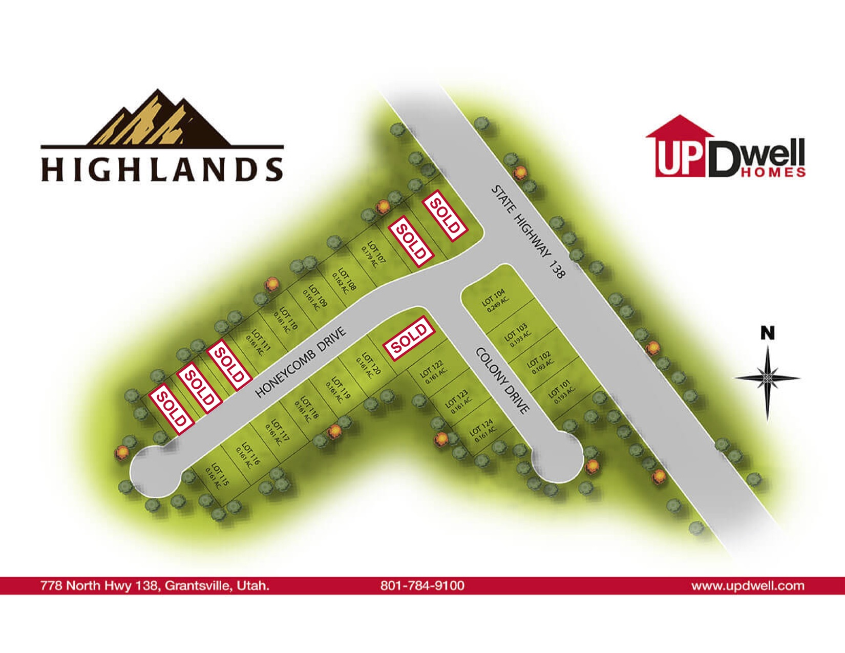 Highlands community in grantsville ut